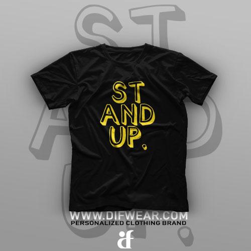 تیشرت Stand Up #1
