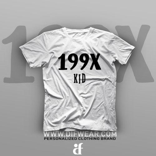 تیشرت 199X Kid