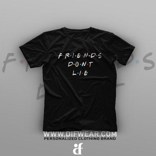 تیشرت Friends #3