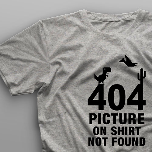 تیشرت Picture On Shirt Not Found