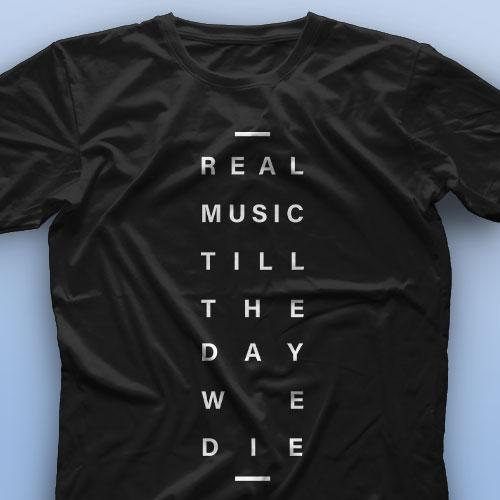تیشرت Real Music #1