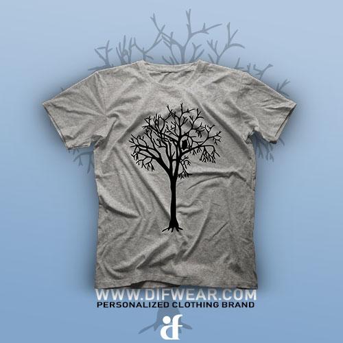 تیشرت Tree #1