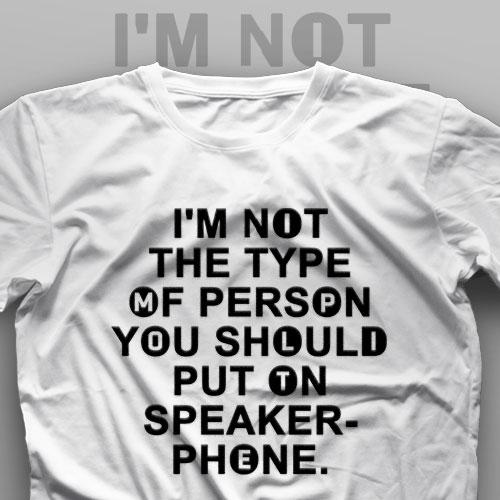 تیشرت Type Of Person #1