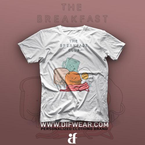 تیشرت The Breakfast Club
