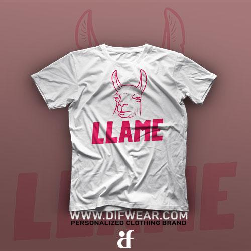 تیشرت Llame