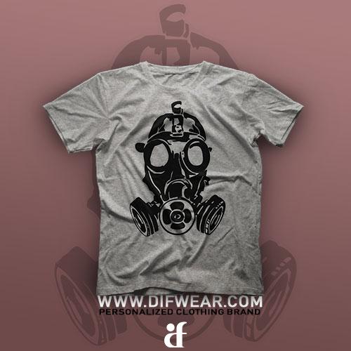 تیشرت Mask #2