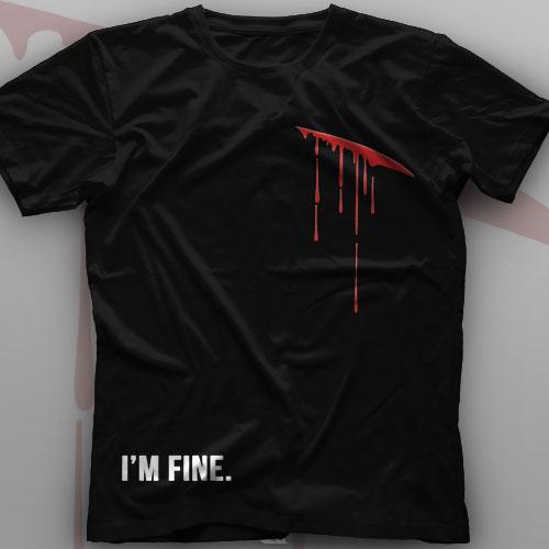 تیشرت I'm Fine #3
