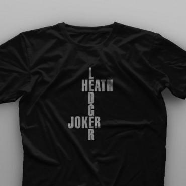 تیشرت Joker: Heath Ledger #18