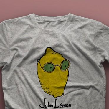 تیشرت Beatles: John Lennon #6