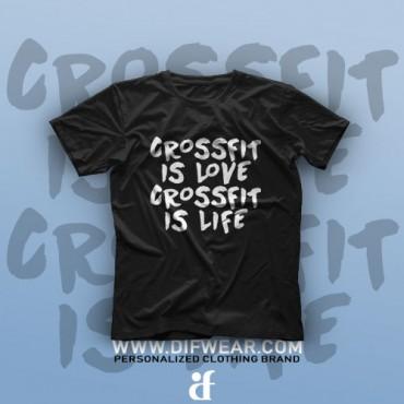 تیشرت CrossFit #1