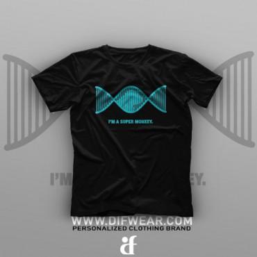 تیشرت DNA #XX