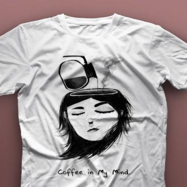 تیشرت Coffe in My Mind