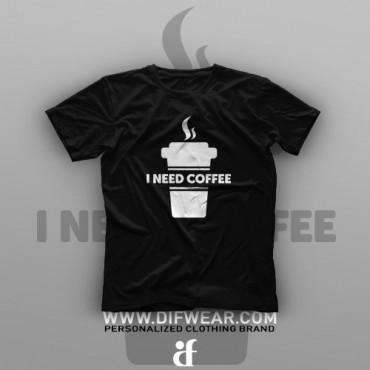 تیشرت Coffee