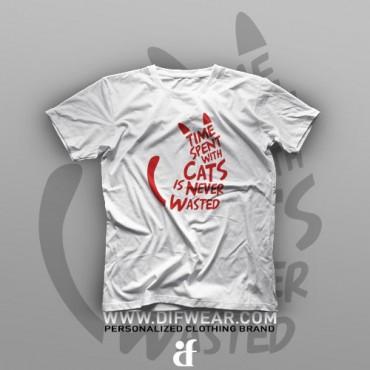 تیشرت Cat #XX