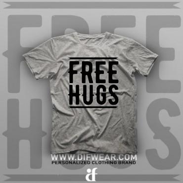 تیشرت Free Hugs #XX