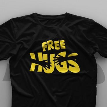 تیشرت Free Hugs #7