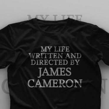 تیشرت My Life Written And Directed By James Cameron