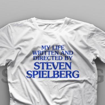 تیشرت My Life Written And Directed By Steven Spielberg