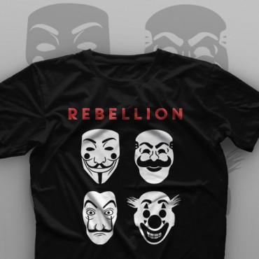 تیشرت Rebellion
