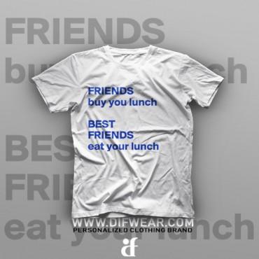 تیشرت Friends Buy You Launch