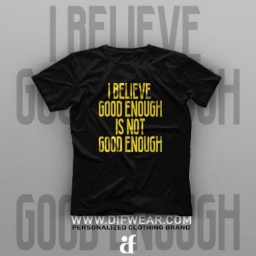 تیشرت I Believe #1