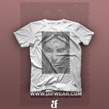 تیشرت Line Art #XX