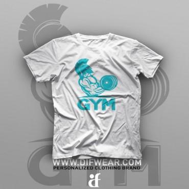 تیشرت Gym #XX