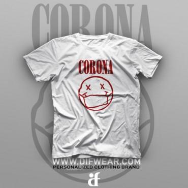 تیشرت Together We Defeat Coronavirus