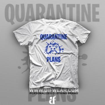 تیشرت Quarantine #XX