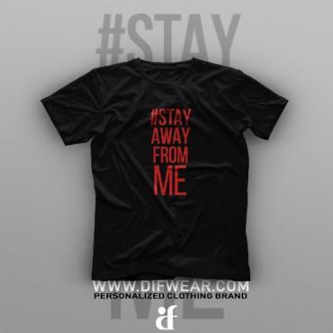 تیشرت Stay Home #XX
