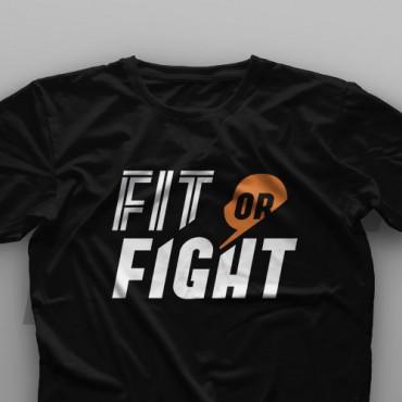 تیشرت Fit Or Fight