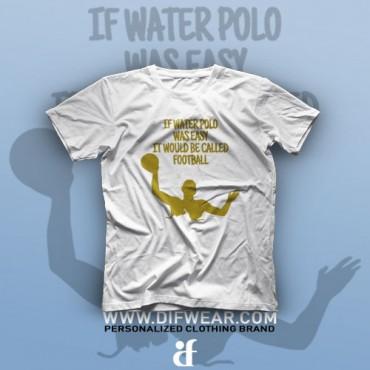 تیشرت Water Polo #3