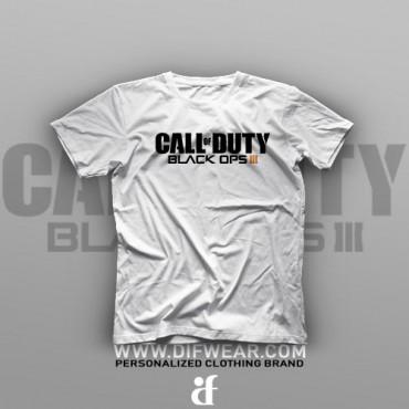 تیشرت Call of Duty: Black Ops III #28