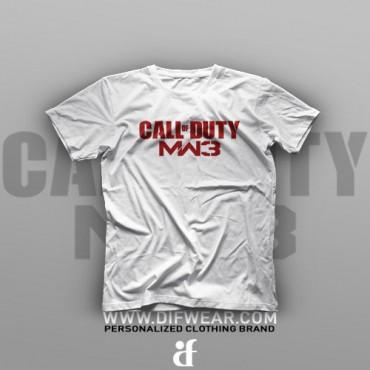تیشرت Call of Duty: Modern Warfare 3 #27