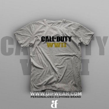 تیشرت Call of Duty: World at War II #25