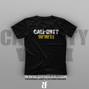 تیشرت Call of Duty: World at War II #25