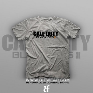 تیشرت Call of Duty: Black Ops II #24