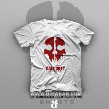 تیشرت Call of Duty: Ghosts #23
