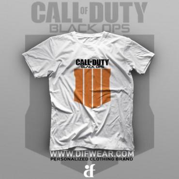 تیشرت Call of Duty: Black Ops IIII #14