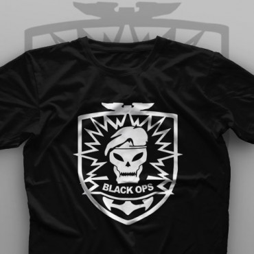 تیشرت Call of Duty: Black Ops #12