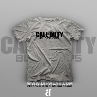 تیشرت Call of Duty: Black Ops #8