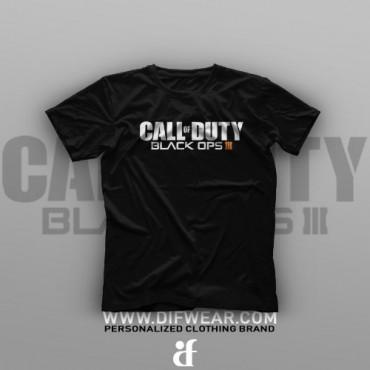 تیشرت Call of Duty: Black Ops III #7