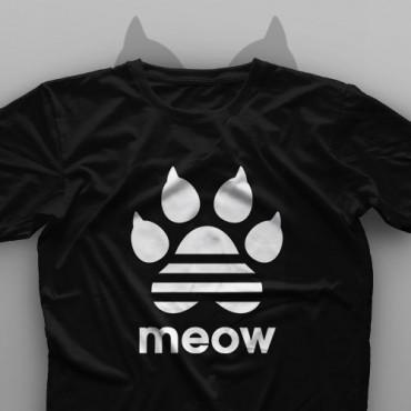 تیشرت Meow #3