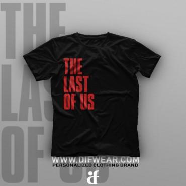 تیشرت The Last of Us #15