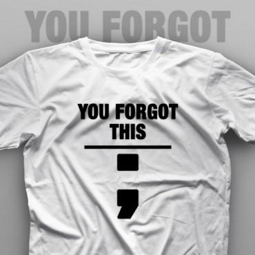 تیشرت Programming: You Forgot This #15