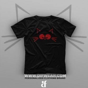 تیشرت Cat #8