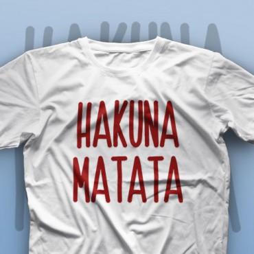 تیشرت Hakuna Matata