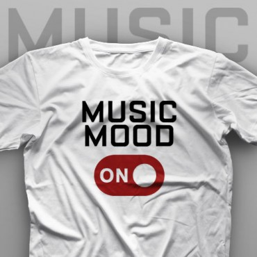 تیشرت Mood: Good Food, Good Music #7