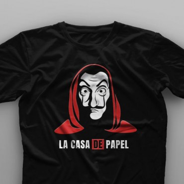 تیشرت Money Heist: La casa de papel *L