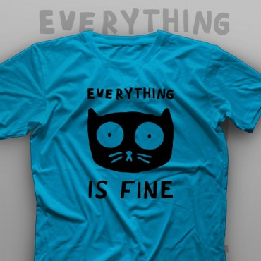 تیشرت Everything is Fine *L